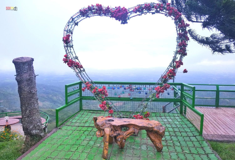Kalonbarak Skyline Ridge in Malungon, Sarangani