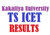 Kakatiya University conducts TS ICET Results