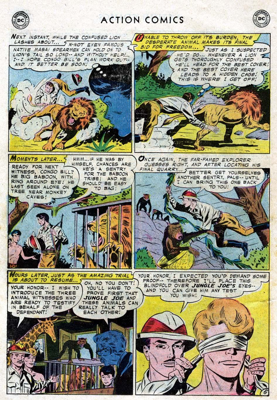 Action Comics (1938) 236 Page 21