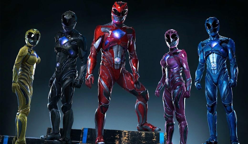 Power Rangers: O Filme | Zords aparecem no pôster + Rita Repulsa em imagem inédita