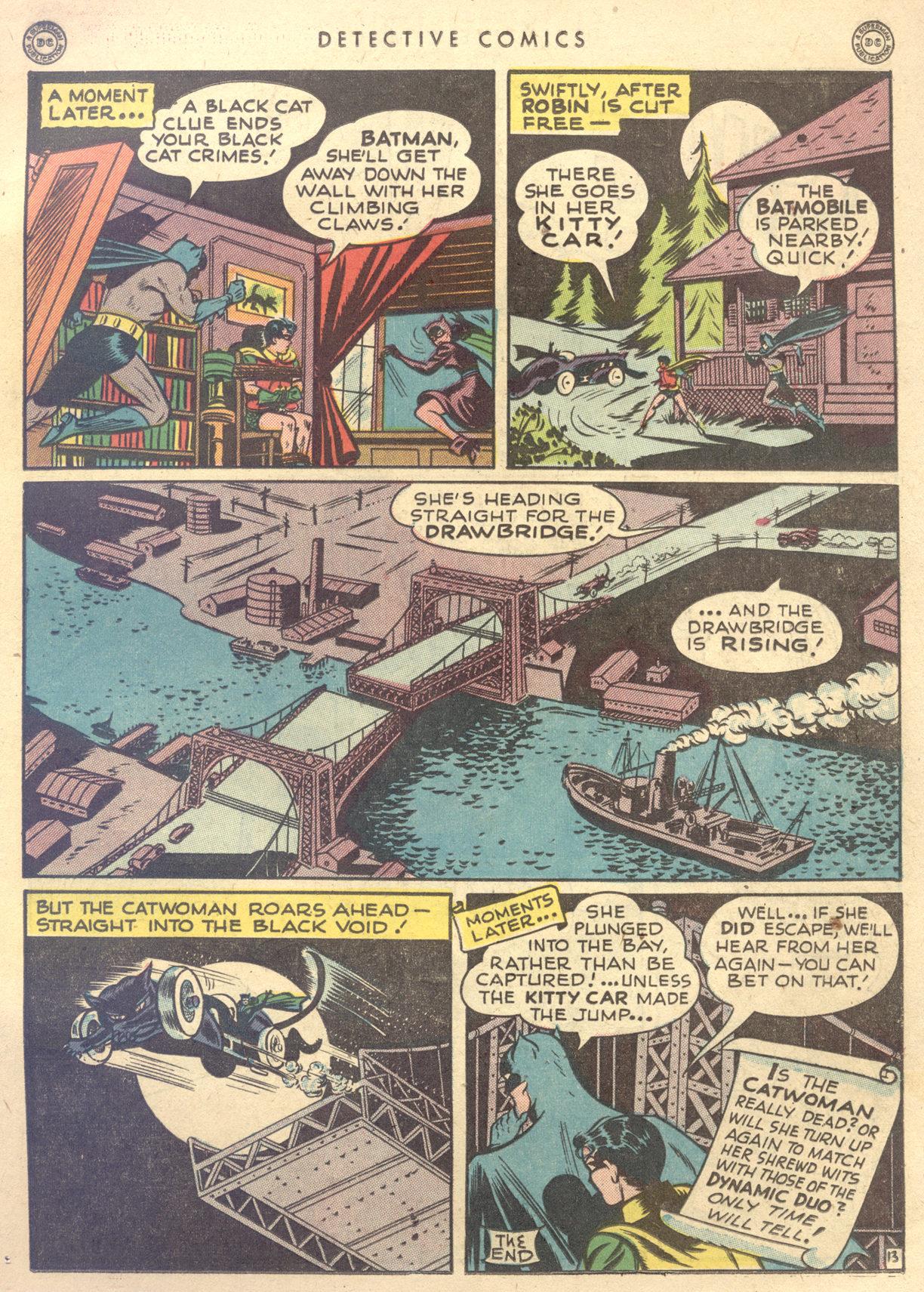 Read online Detective Comics (1937) comic -  Issue #122 - 15