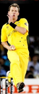 Brett Lee wife, movie, age, bowling, australian cricketer, cricketer, bollywood, photos, family, wickets, house, wiki, biography
