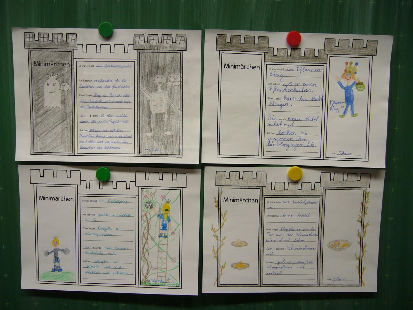 besispiel für märchen 5 klasse