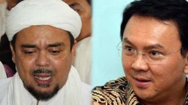 Habib Rizieq Jadi Saksi di Sidang Ahok Besok, Inikah Pertanyaan Terlarang Untuknya?