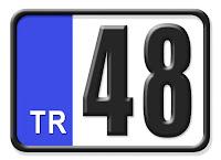 48 Muğla plaka kodu