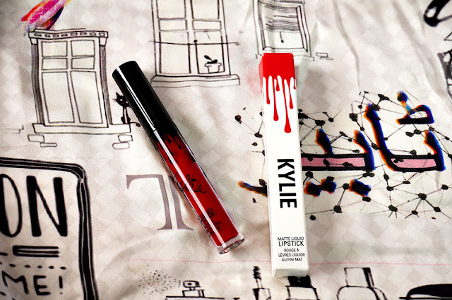Kylie Liquid Lipstick, Kylie lip kit, Kylie Cosmetics, Mary Jo k, Makeup, Makeup review, Beauty, beauty review, Beauty blog, Best beauty blog, top beauty blog, makeup online, red alice rao, redalicerao, red lips, lisptick review
