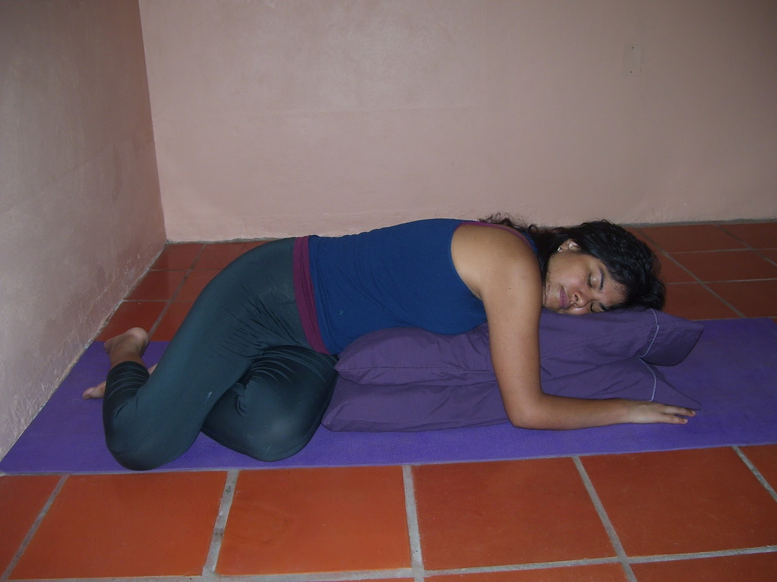 Yoga With Susan Dayal 3 Restorative Yoga Poses For New