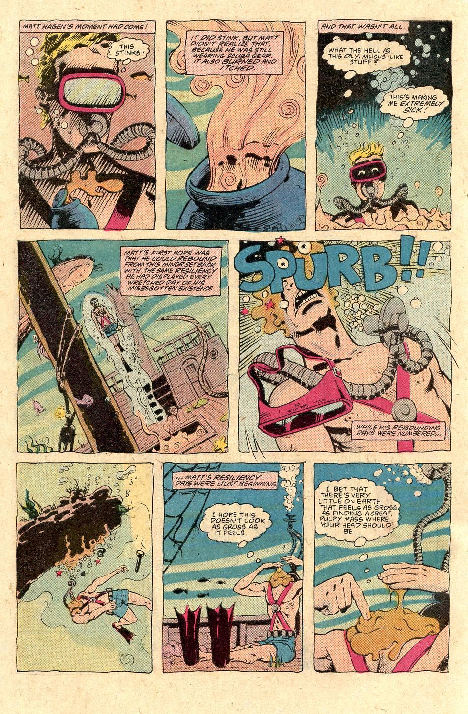Read online Secret Origins (1986) comic -  Issue #44 - 17