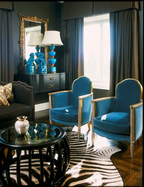 Couture Carrie Architectural Inspiration Luxe Living Room