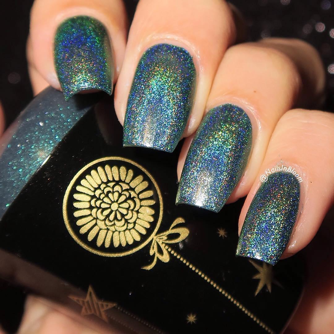 Born Pretty Store Blog: Holographic Nail Polish Design and Tutorial ...