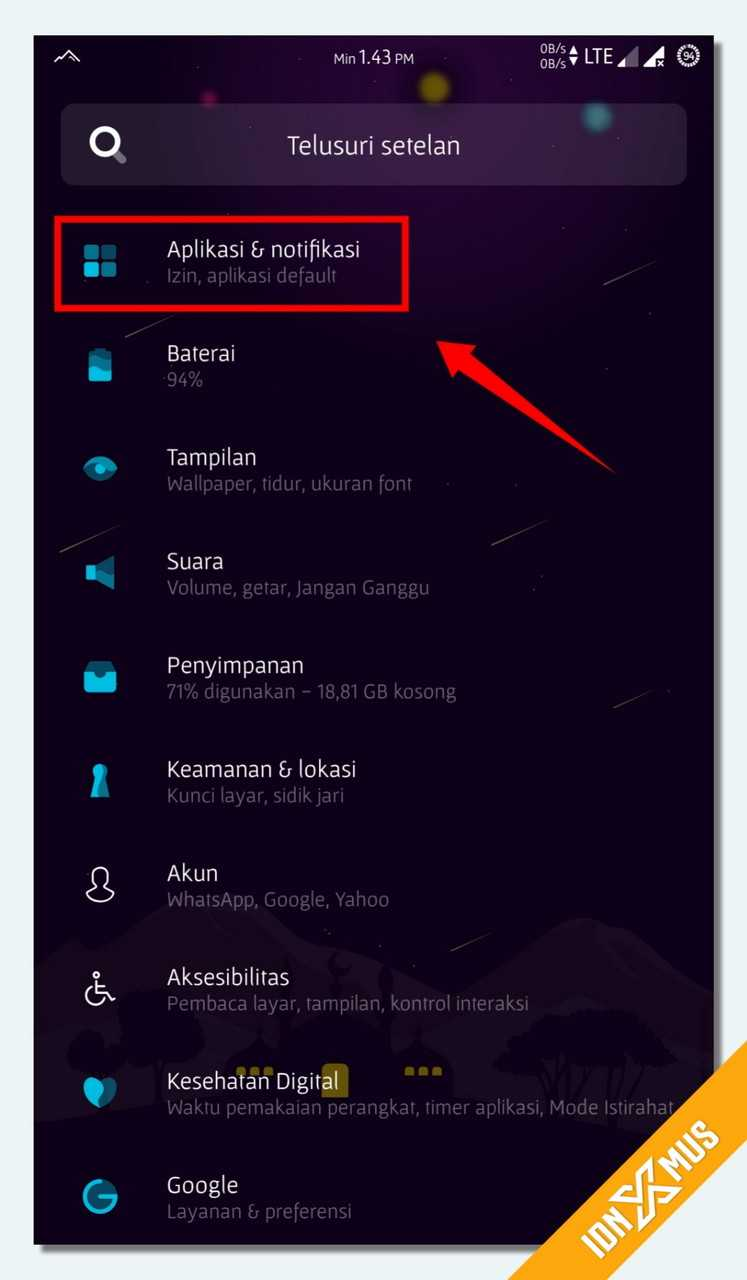 Progress Bar Download Tidak Muncul di Android Pie
