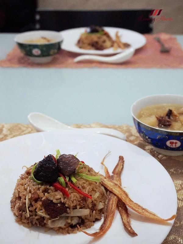 delicious narcissus pork leg with mushroom recipe