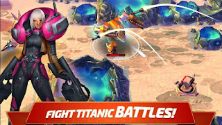 Forge of Titans: Mech Wars Mod APK (Unlimited Money) + Official APK Update Terbaru wasildragon.web.id