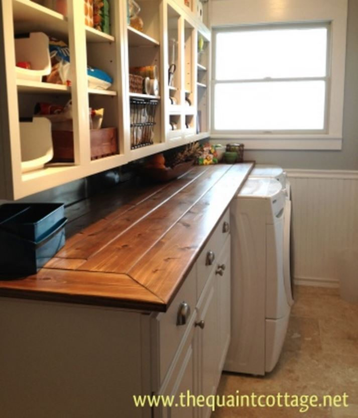countertop for front load washer dryer bstcountertops. Black Bedroom Furniture Sets. Home Design Ideas