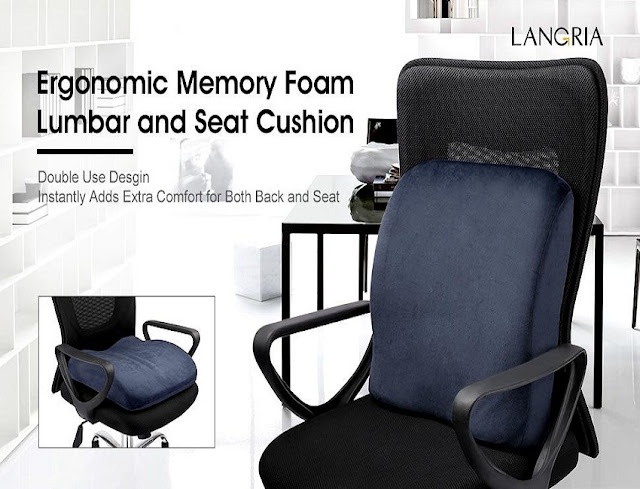 best buy ergonomic office chair seat cushion for sale