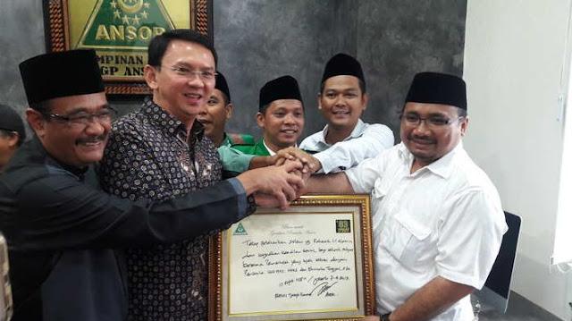 Ketua GP Anshor Beri Ahok Gelar Sunan, Habib Ini Tulis Surat Terbuka Yang Sangat Menohok