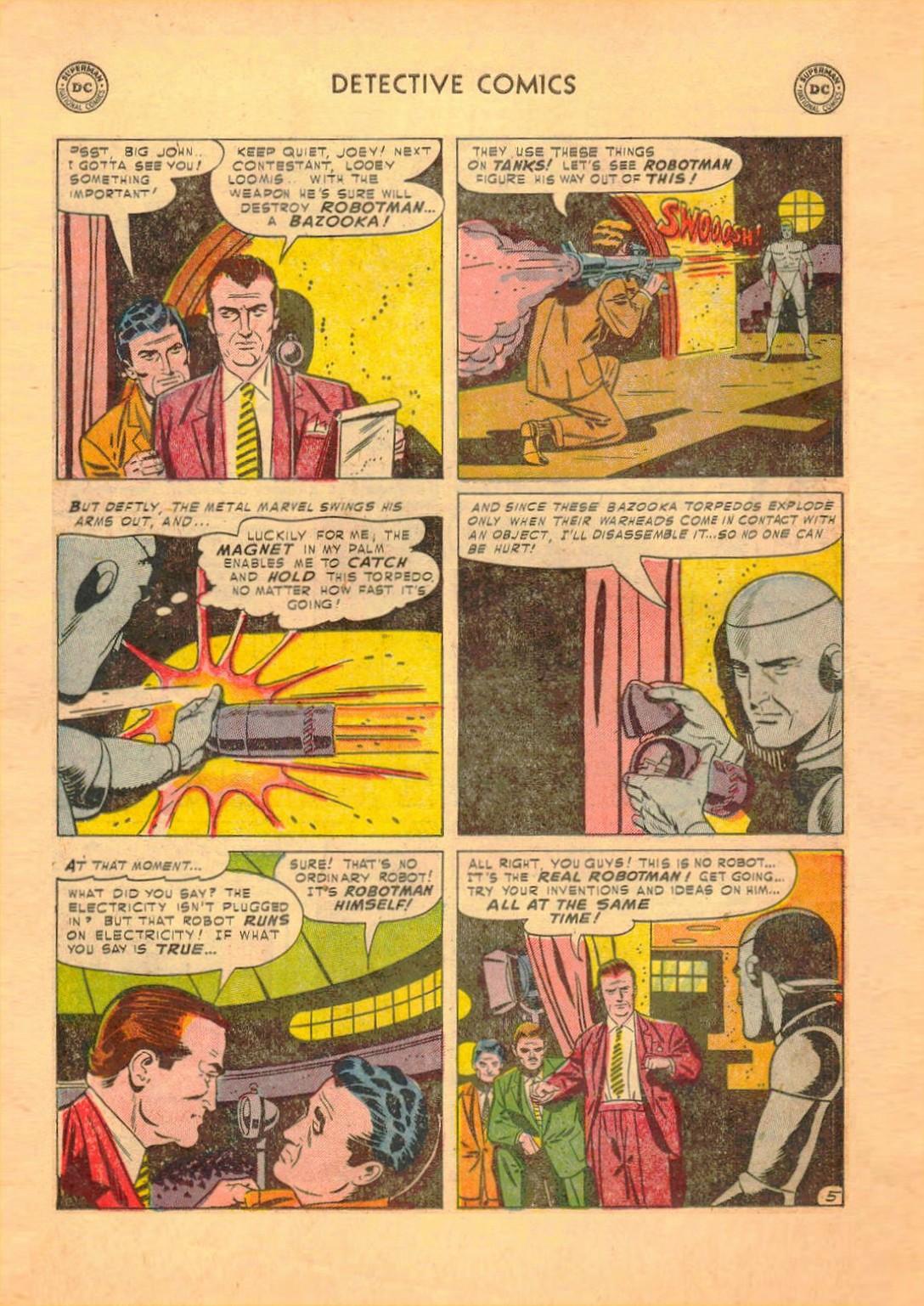 Read online Detective Comics (1937) comic -  Issue #182 - 27