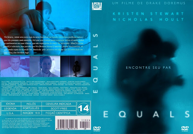 Capa DVD Equals