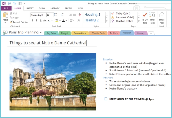 Microsoft OneNote for Windows goes Free and Mac Client Available