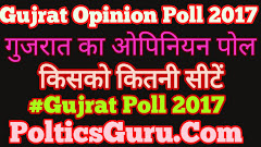 Himachal-gujrat-opinion-poll-2017