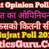 Gujrat And Himachal Latest opinion poll 2017 हिंदी