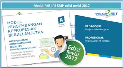 Modul PKB IPS SMP edisi revisi 2017 aan88.NET