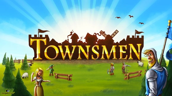Townsmen CoverArt - Android Townsmen Premium v1.12.0 MOD APK - Money Cheat