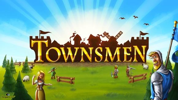 Townsmen CoverArt - Android Townsmen Premium v1.12.0 MOD APK - Money Cheat