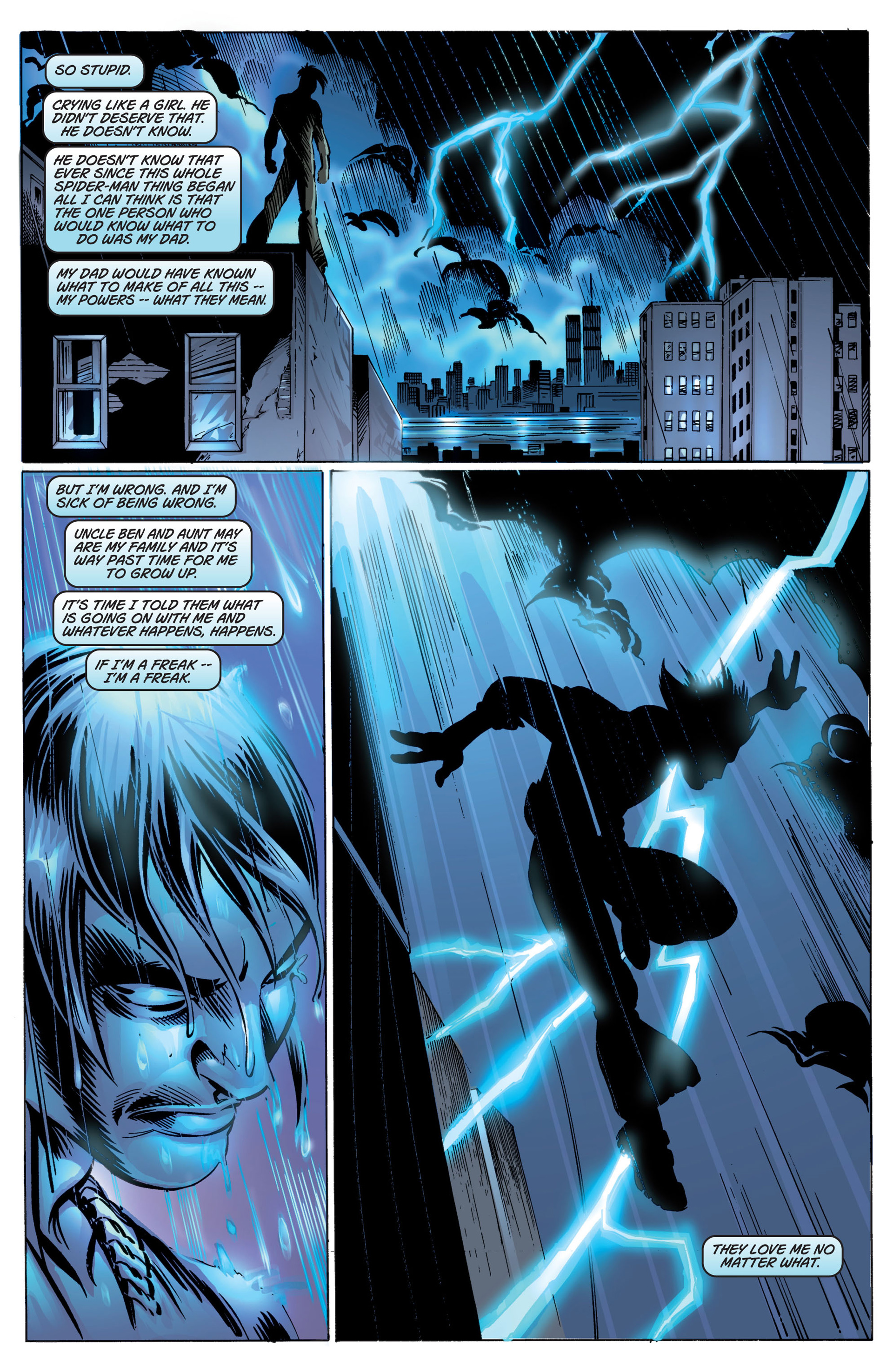 Read online Ultimate Spider-Man (2000) comic -  Issue #4 - 21