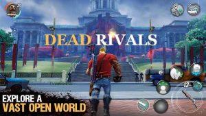 Dead Rivals Zombie MMO mod