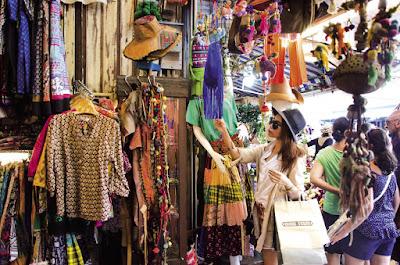 Melancong Ke Thailand Chapter 3: Shopping Sunday