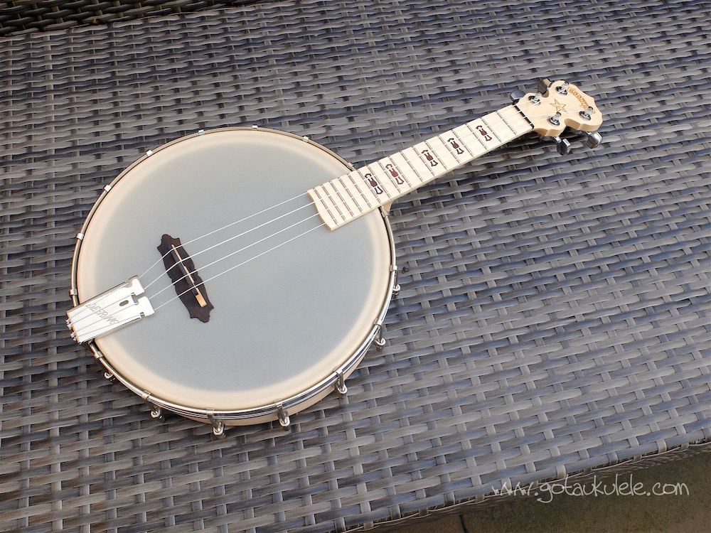 Deering Goodtime Banjo Ukulele - REVIEW