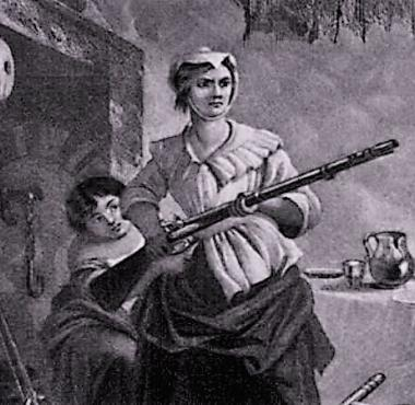 Ladies of Liberty: 10 Famous Women of the American Revolution