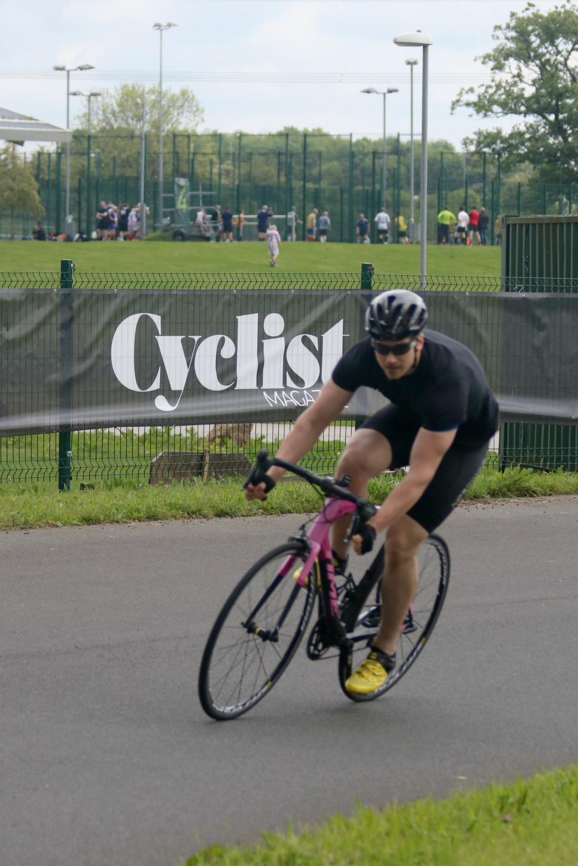 Time Skylon Cyclist magazine
