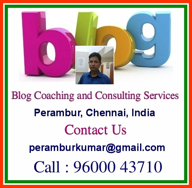 Blog Coaching and Consulting Services in India