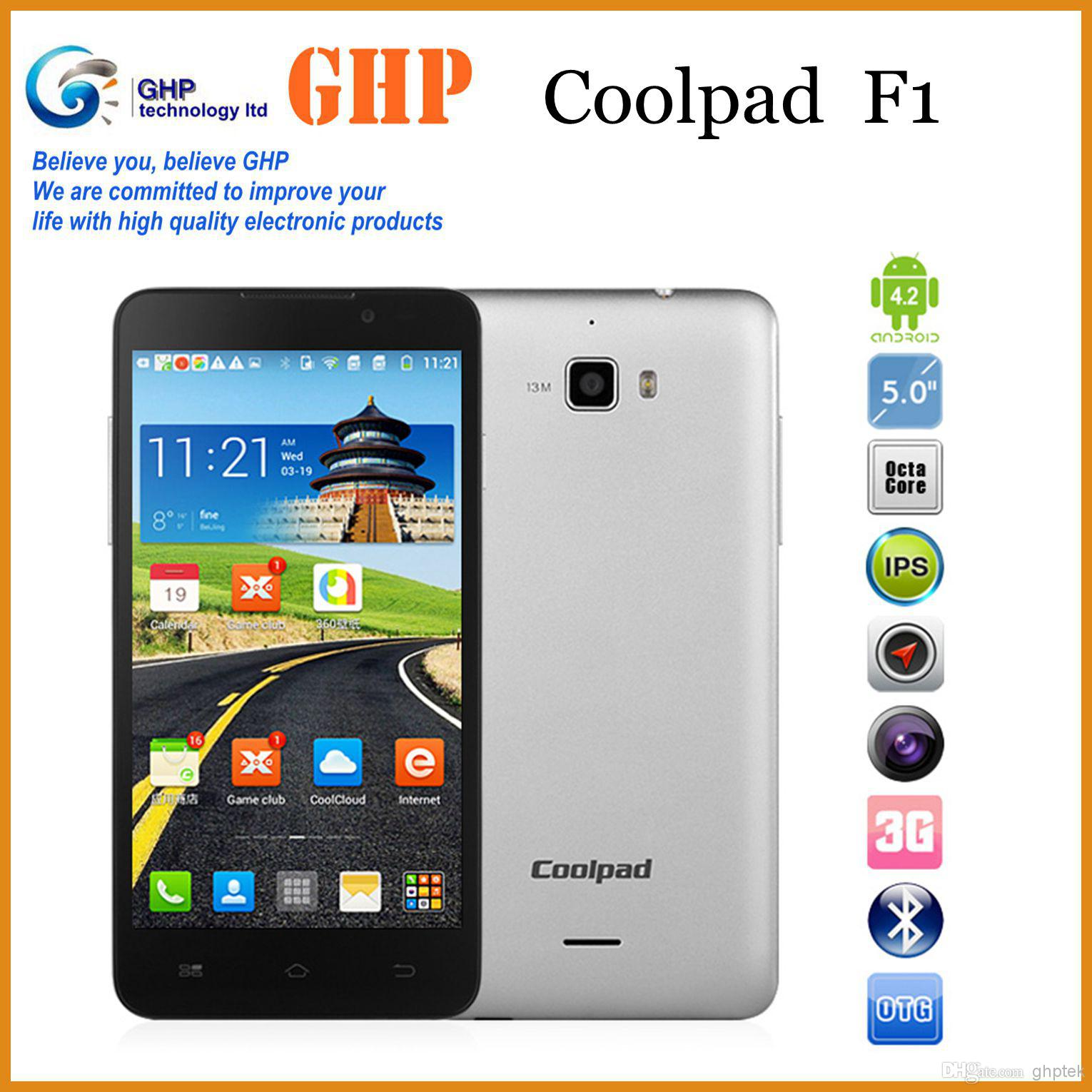 How To Flashing coolpad f1 8297w | How To Flashing Smartphone