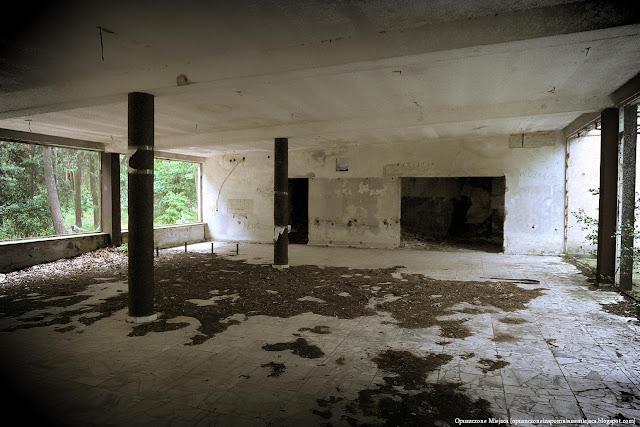 Opuszczony Ośrodek Wczasowy (Rynia, Zegrze Białobrzegi) Mazowieckie