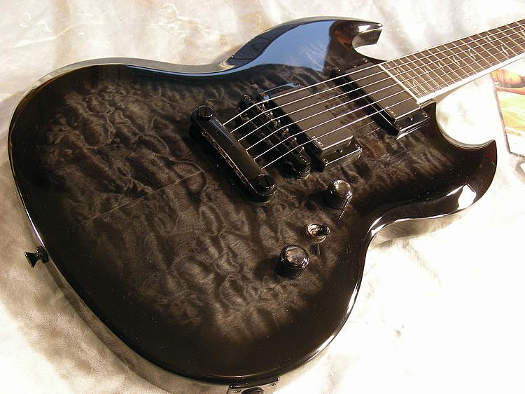 epiphone sg prophecy custom ex cool guitars. Black Bedroom Furniture Sets. Home Design Ideas