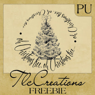 Free Printable Christmas Goodie....