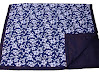 Tuffo Water-Resistant Outdoor Blanket, Navy Hawaii