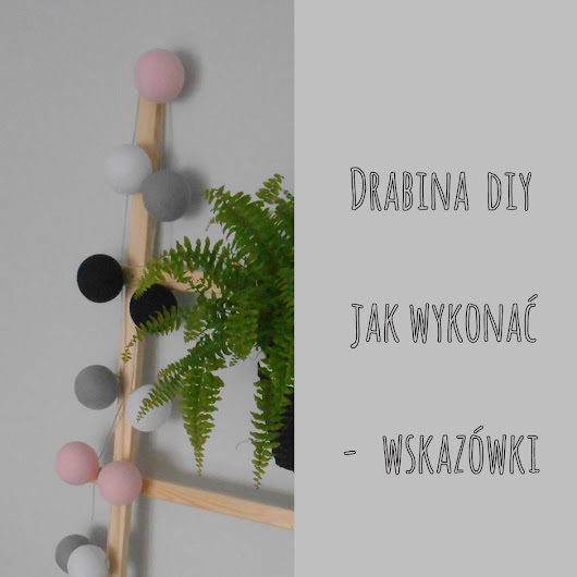 vis attractiva: Drabina DIY