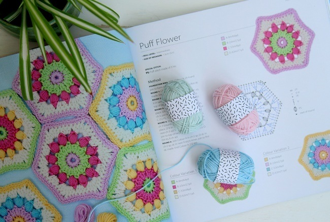 Two crochet books reviewed: