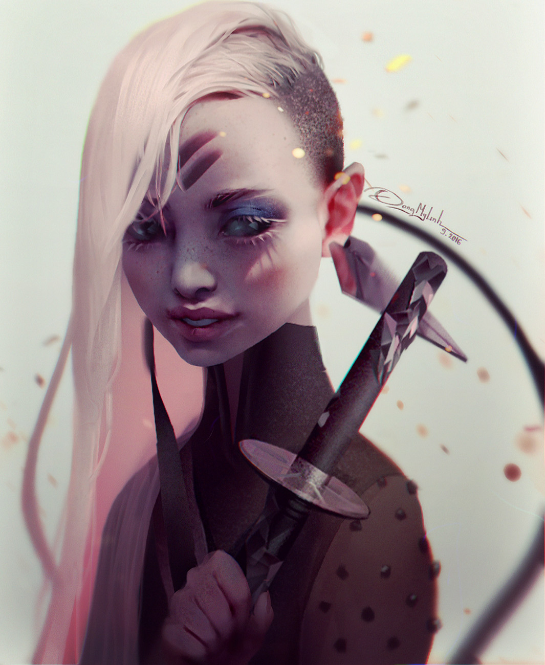 Concept Art By DangMyLinh...