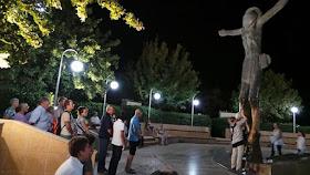 Qui, a Medjugorie, il santo popolo di Dio riscopre a parlare i gesti degli innamorati.