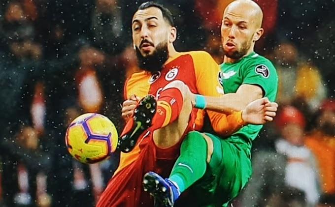 Galatasaray 90+5'te kabustan uyandı!