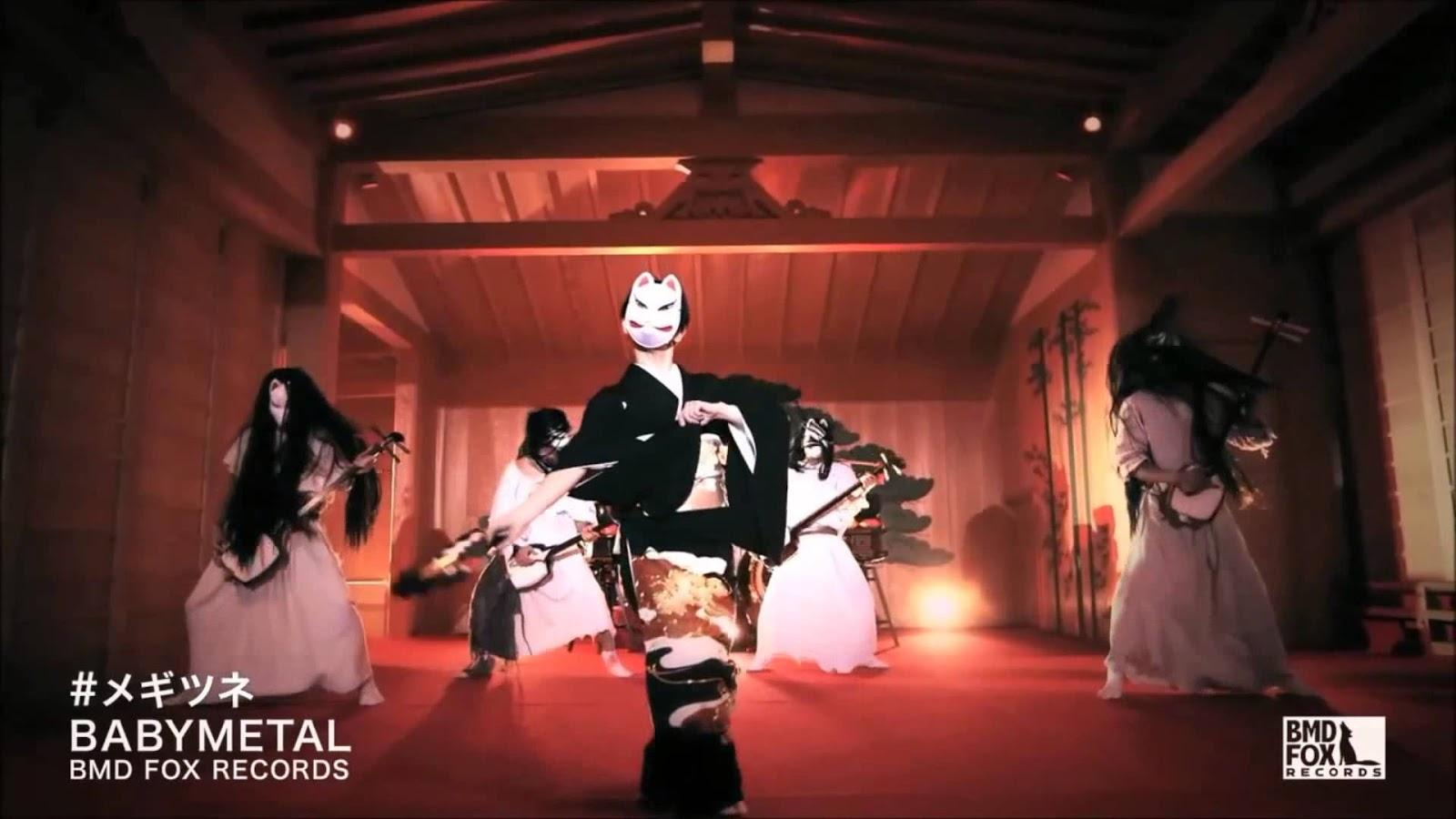 BabyMetal - Megitsune Official Music Video