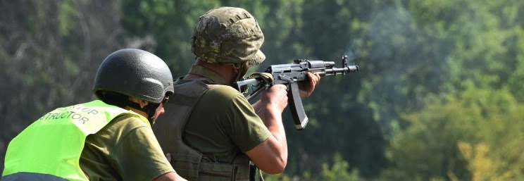 У Черкаському сформовано навчальний батальйон