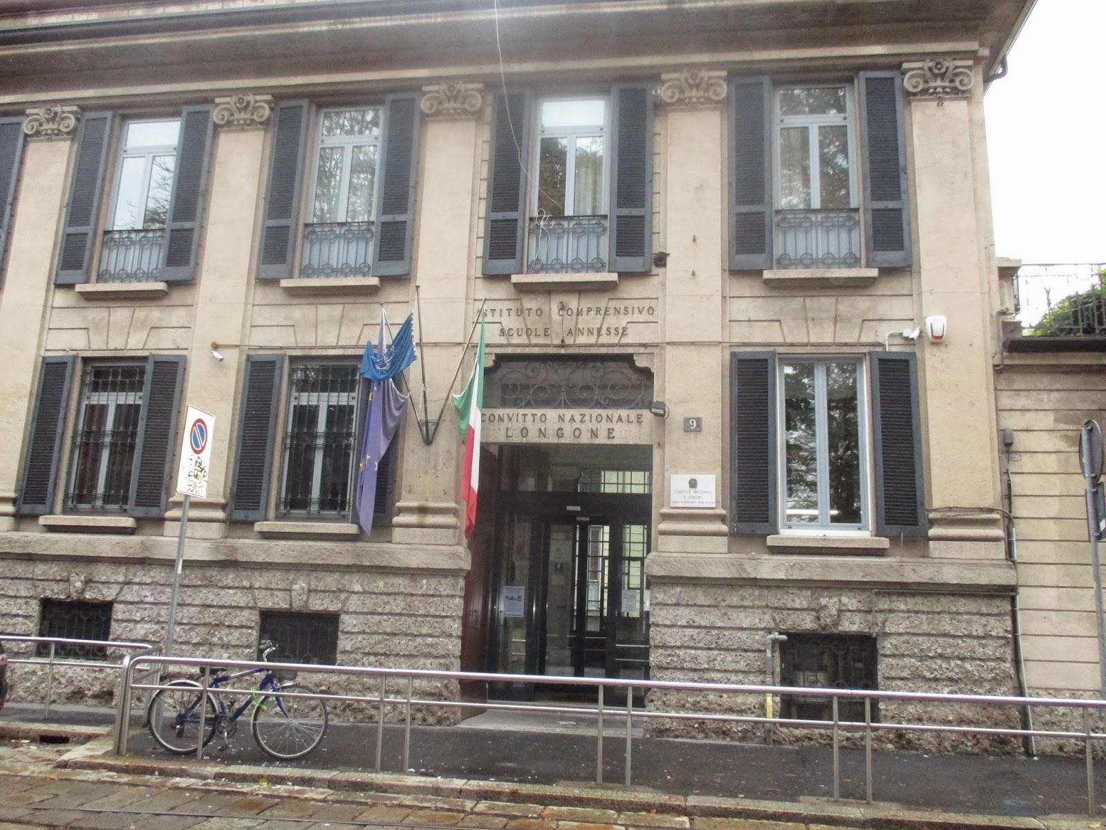 Dino donofrio per un federalismo che unisce gliitaliani for Scuola burgo milano