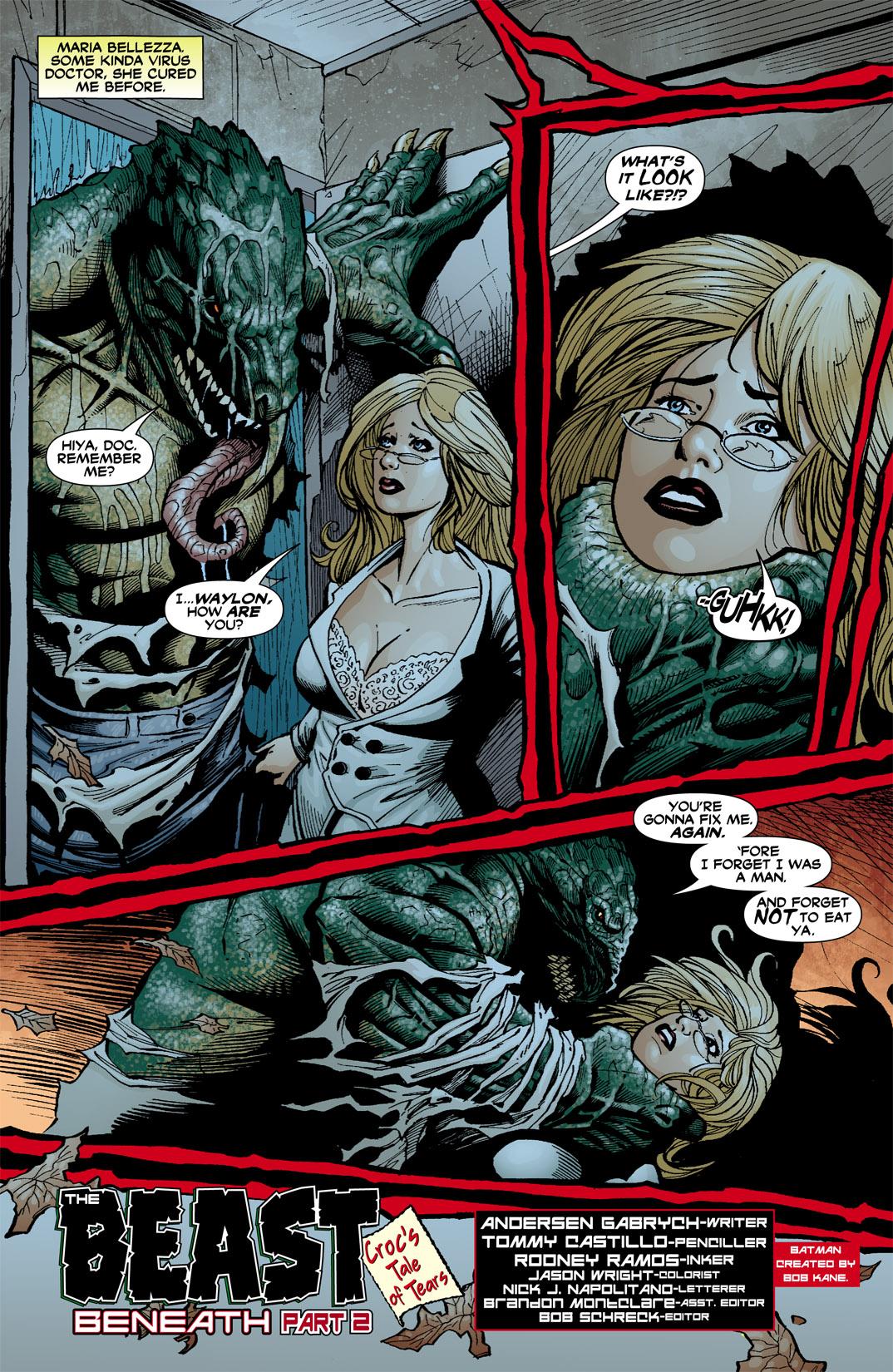 Detective Comics (1937) 809 Page 23