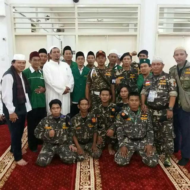 Habib Ali Kwitang, NU, Banser dan Betawi